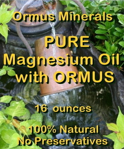 Ormus Minerals -Pure Magnesium Oil with Ormus