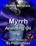 Ormus Minerals Myrrh Anointing Oil a