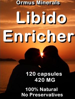 Ormus Minerals -LIBIDO Enricher
