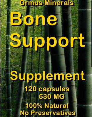 Ormus Minerals -BONE Support